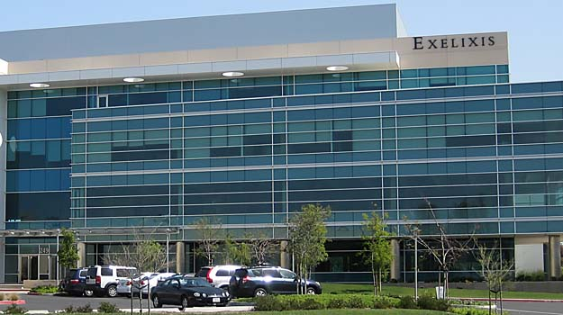 Exelixis Shoots Up as Cancer Drug Meets Goals in Phase III Trial