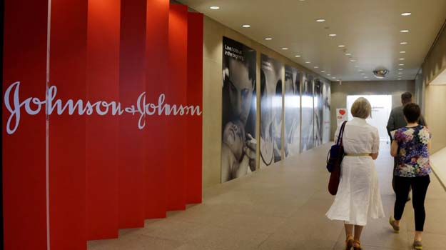 Johnson & Johnson Interior