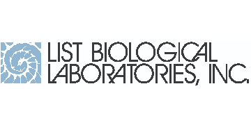 List Biological Laboratories logo