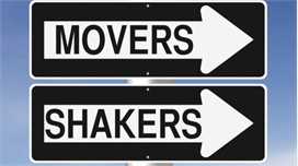Movers and Shakers for Sept. 17
