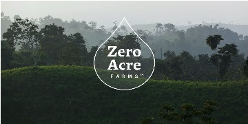 Zero Acre Farms logo