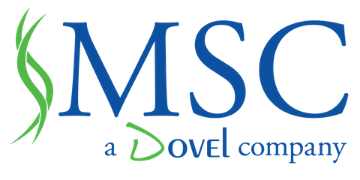 Medical Science & Computing (MSC), a Dovel company logo