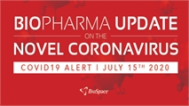 Biopharma Update on the Novel Coronavirus: July 15