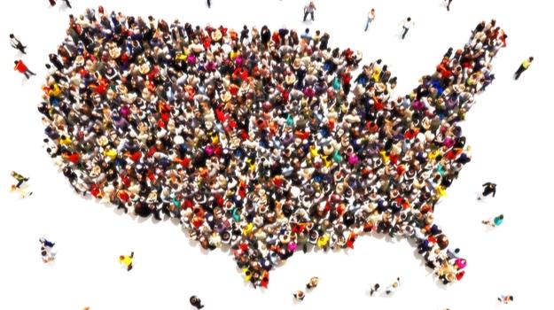 Diversity United States Population