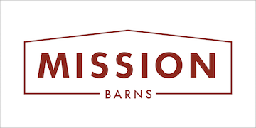 Mission Barns logo