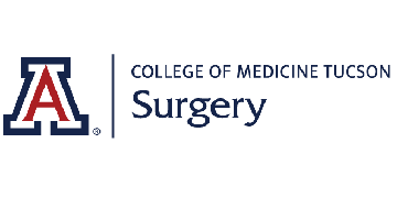 University of Arizona Department of Surgery logo