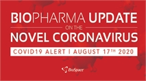 Biopharma Update on the Novel Coronavirus: August 17