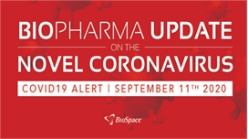 Biopharma Update on the Novel Coronavirus: September 11