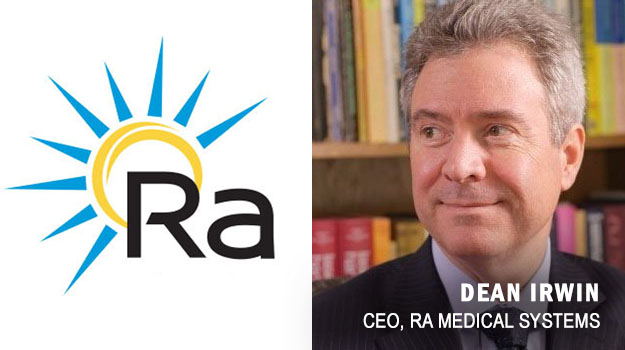 RA Medical Systems Dean Irwin