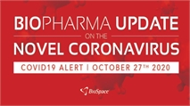 Biopharma Update on the Novel Coronavirus: October 27