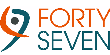 Forty Seven Inc. logo