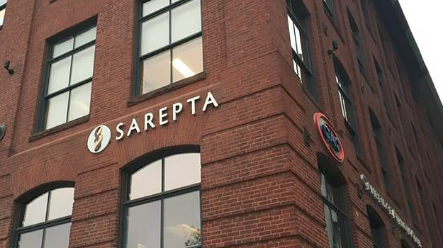 Biogen's O'Neill Heads to Sarepta Therapeutics