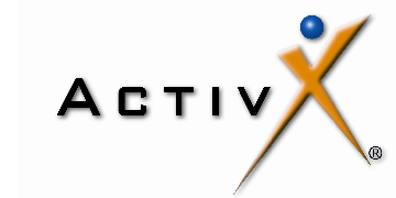 ActivX Biosciences logo