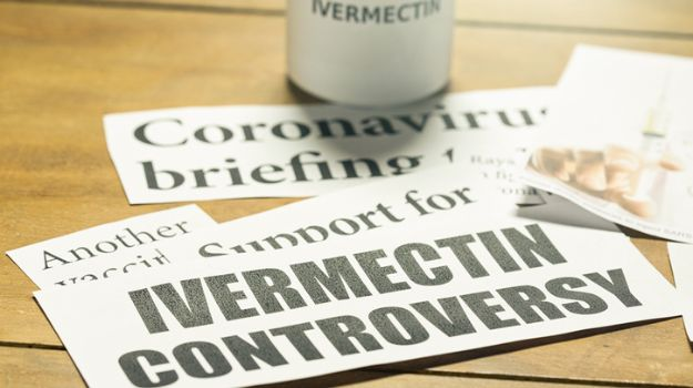 Newspaper headlines about ivermectin
