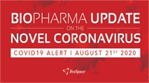 Biopharma Update on the Novel Coronavirus: August 21
