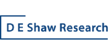 Go to D. E. Shaw Research profile