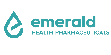 Emerald Health Pharmaceuticals logo