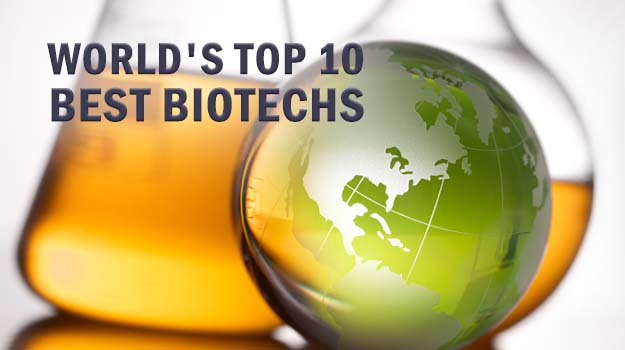 World's Top 10 Best Biotechs