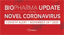 Biopharma Update on the Novel Coronavirus: November 24