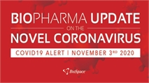Biopharma Update on the Novel Coronavirus: November 3