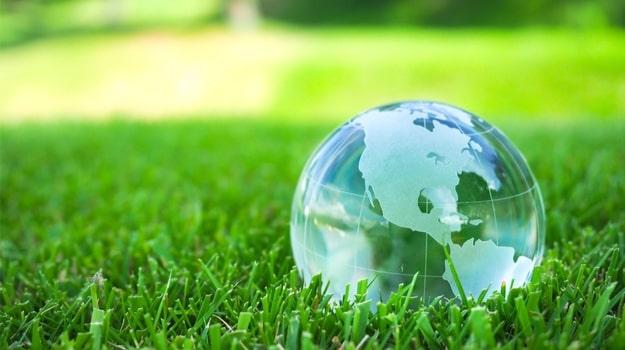 Globe dans Grass_Compressed