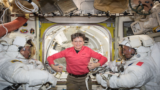 What Astronaut Peggy Whitson Can Teach Us About Rejection in the Workplace
