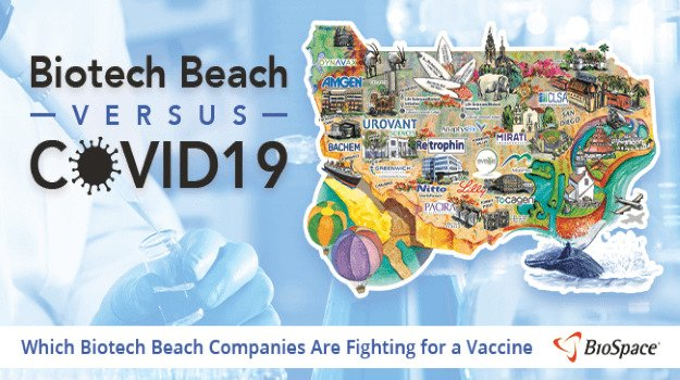 Biotech Beach Emergent BioSolutions Aims to Fight COVID-19
