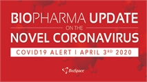 Biopharma Update on the Novel Coronavirus: April 3