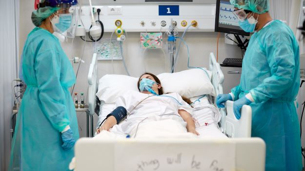 Cancer Drug Fights COVID-19 Respiratory Deaths in Hospital Trial   BioSpace