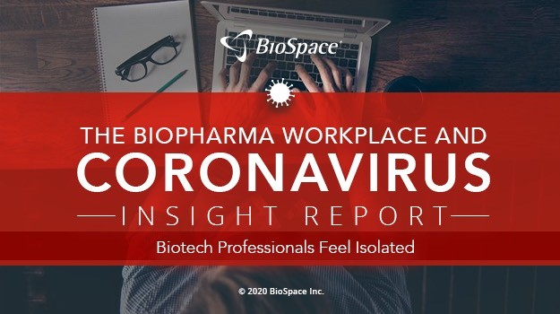 During COVID-19, Biotech Professionals Feel Isolated and Less Productive