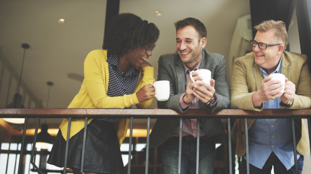 The Importance of Workplace Friendships