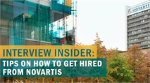 Interview Insider: Tips on How to Get Hired From Novartis AG