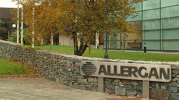 What Brent Saunders Thinks About an Allergan Breakup