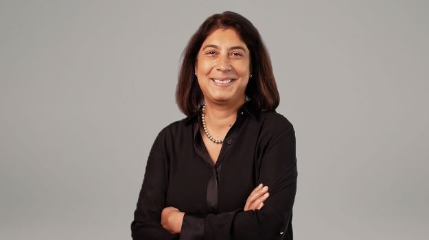 Reshma Kewalramani from Vertex website