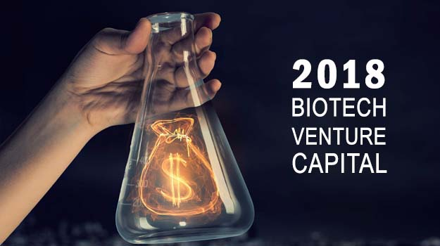 VCs Are Pouring Billions into Biotech in 2018