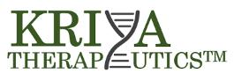 Kriya Therapeutics